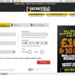 Create Secret Slots Account