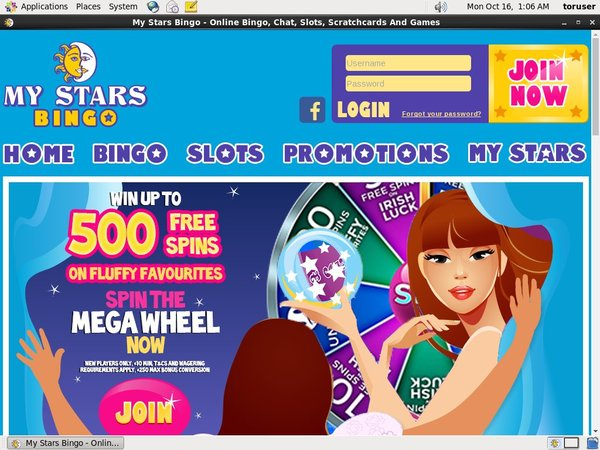 My Stars Bingo Withdrawal Time
