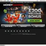 Moneygaming Online Casino Roulette