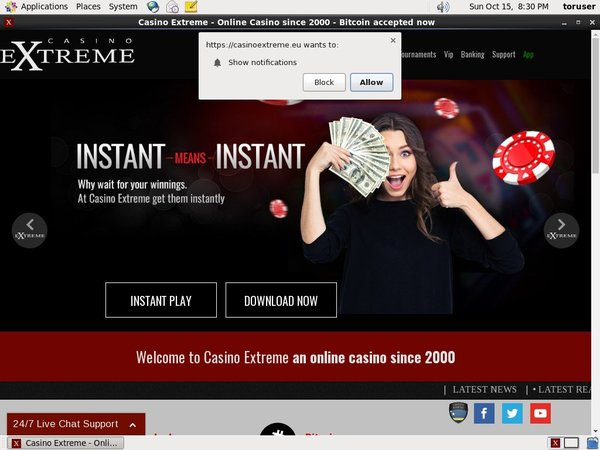 Casinoextreme Free Games