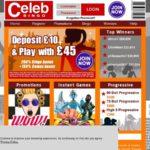 Celeb Bingo Video Slots