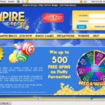 Empire Bingo Bonus Coupon