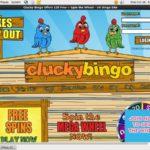 Clucky Bingo Astro Pay