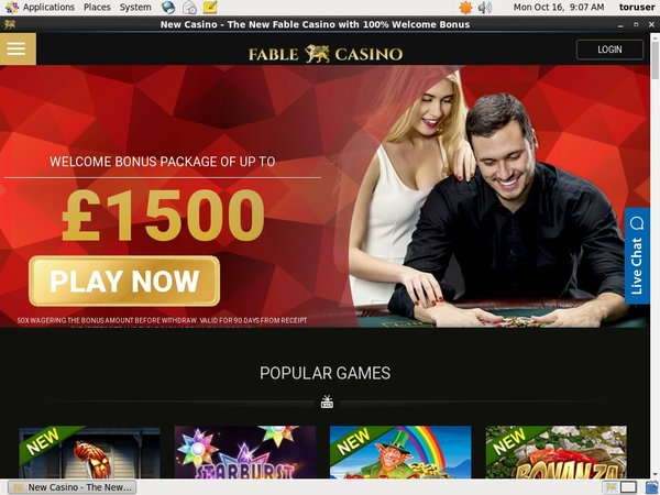 Fablecasino Sports Betting
