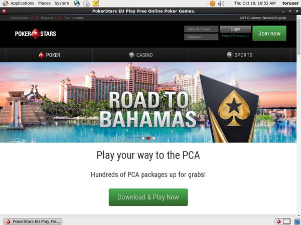 Pokerstars Deposit Offer