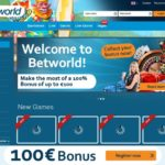 Betworld 100 Bonus