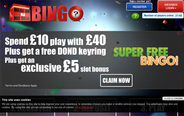 Deal Or No Deal Bingo Poker Mac Os X