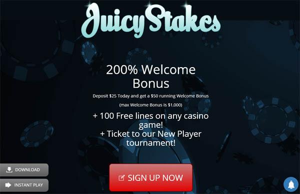 Juicystakes Casumo Casino