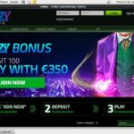 Crazy Casino New Customer Offer