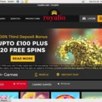 Royalio New Customer Offer