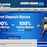 Welcomebingo Deposit Options
