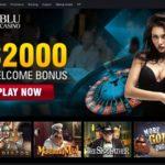Blu Casino 寄存器