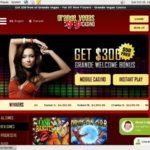 Grandevegascasino Mobile Casino