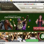 Fairwaycasino Bonus Deal