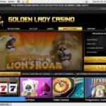 Goldenladycasino Bookie