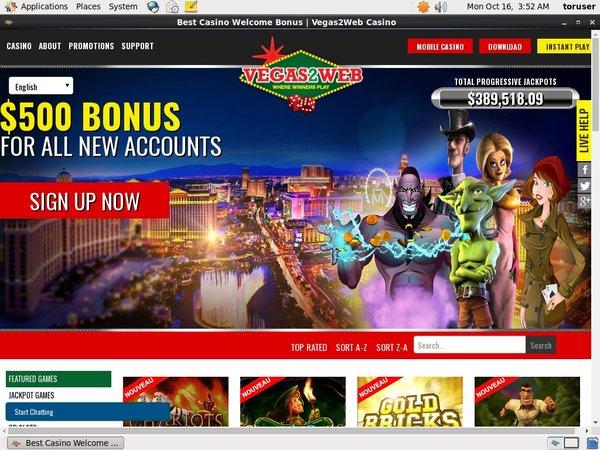 Vegas 2 Web Spiele