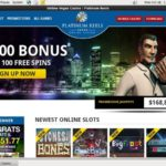 Platinum Reels Mobile Betting
