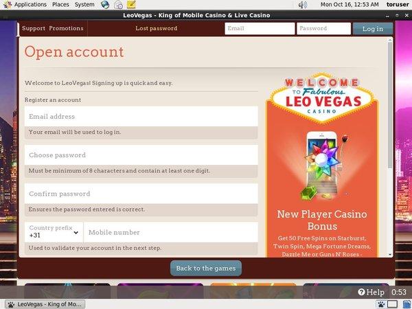 Leo Vegas Slots Rtp