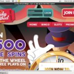 Lucky Wheel Bingo Bonus Bet