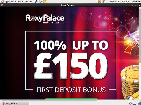 Roxy Palace Free Spin