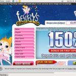 Sign Up For Fairysbingo