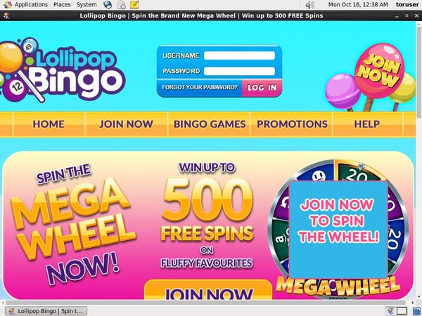 Lollipopbingo Bonus No Deposit
