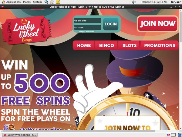 Lucky Wheel Bingo Best Slots