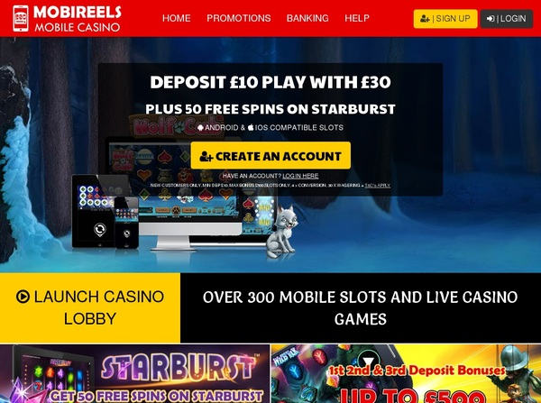 Mobireels Online Betting